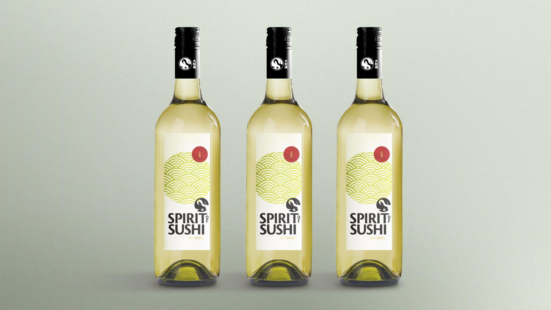 Spirit of sushi